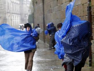 непогода в Испании