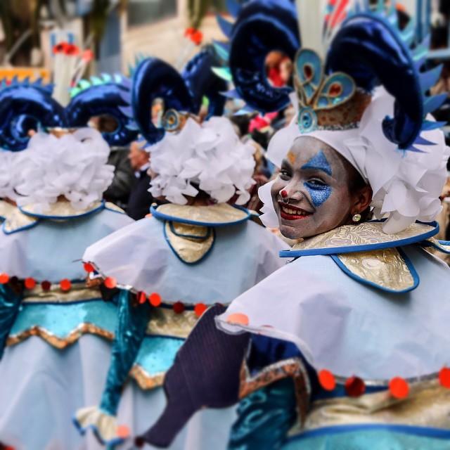 Санта-Крус-де-Тенерифе Карнавал