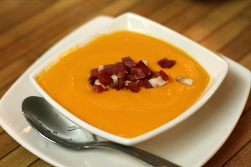 Сальморехо - холодный суп