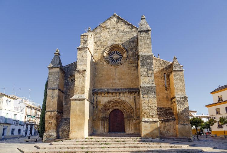 Церковь Санта-Марина в Кордове