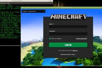 Instalar Minecraft en Linux Ubuntu Mint o Debian