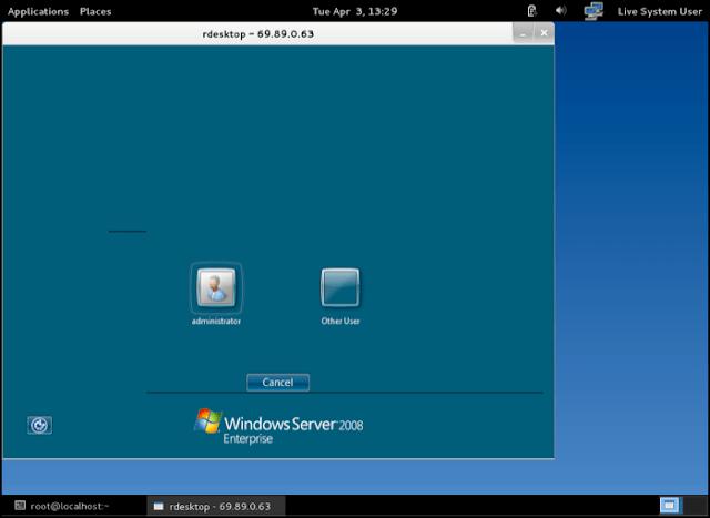 Como incrementar la resolución de rdesktop en Linux