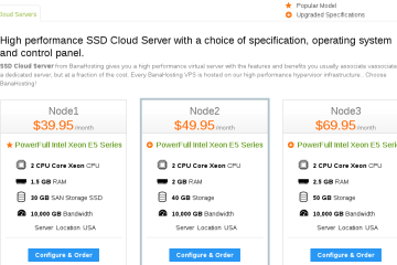 Banahosting Cloud Hosting