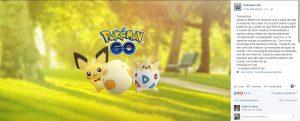 Pokemon Go é lançado na Coreia