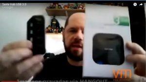 Hub USB 3.0, um dia você vai precisar dele
