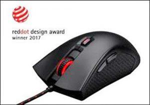 HyperX lança no Brasil o seu primeiro mouse para gamers