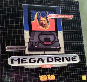 Momento nostalgia: Tectoy antecipa chegada do novo Mega Drive!