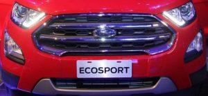 Novo EcoSport está chegando remodelado, imponente e tecnológico