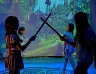 Casa do Teatro tem curso pioneiro para crianças e jovens