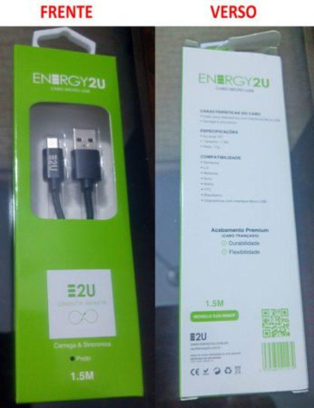 """[TESTE] Cabo USB para smartphone com """"garantia infinita"""""""