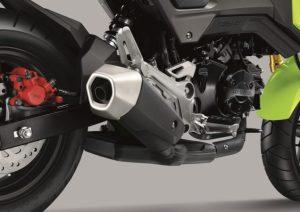 Salão Duas Rodas - Honda MSX 125 Grom 01