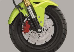 Salão Duas Rodas - Honda MSX 125 Grom 04