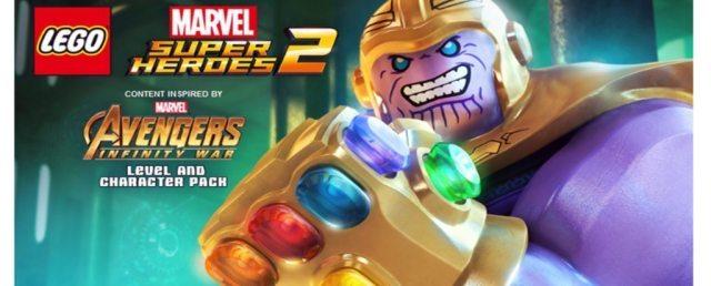 Novo DLC para LEGO Avengers