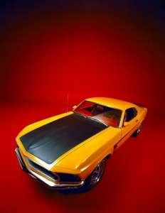 3-Ford Mustang Boss 302_1969 (Foto: Divulgação)