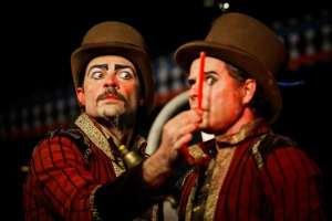 Circo Amarillo - Foto de Lincon Zarbietti
