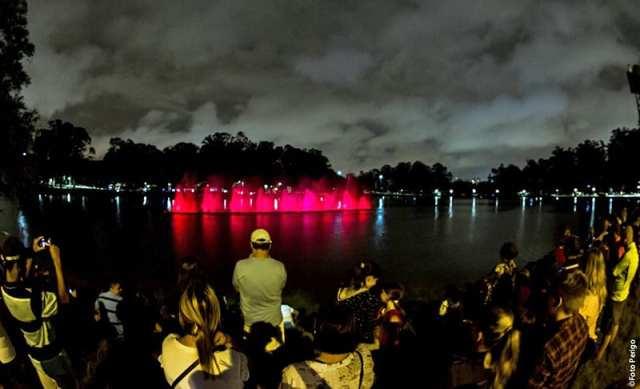 Fonte do Ibirapuera apresentará espetáculo em homenagem a São Paulo