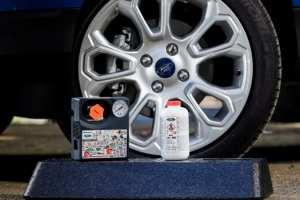 Kit de Reparo para o Pneu EcoSport Run Flat