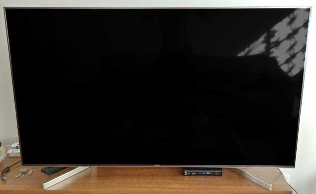 Review: Sony TV X905F