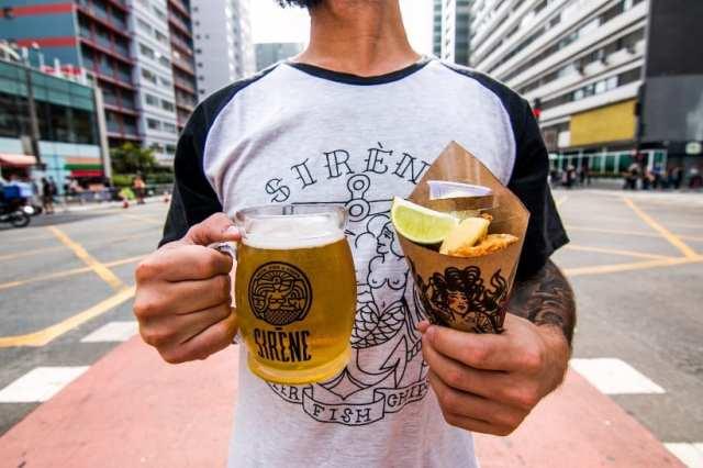 Maior rede de Fish n' Chips da América Latina abre em São Paulo