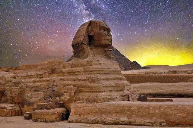 Conheça o Egito, a terra dos faraós