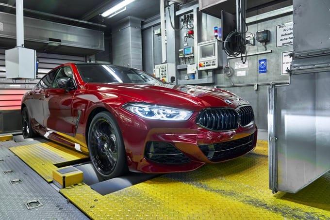 BMW Série 8 Gran Coupé 02