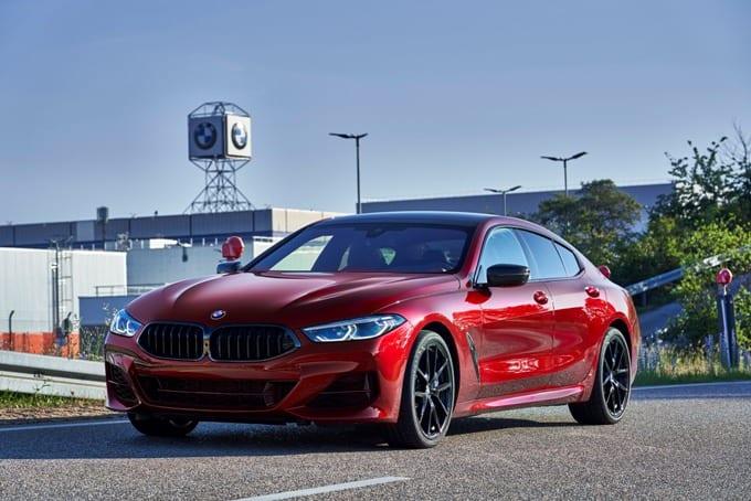 BMW Série 8 Gran Coupé 12