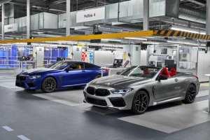 BMW Série 8 M8 Competition Coupé e M8 Competition Convertible 28