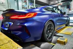 BMW Série 8 M8 Competition Coupé 40