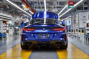 BMW Série 8 M8 Competition Coupé 42