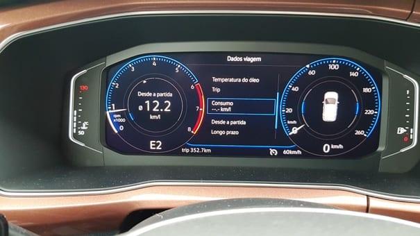 Teste e Análise: VW T-Cross - Empolgante, esperto e muito econômico