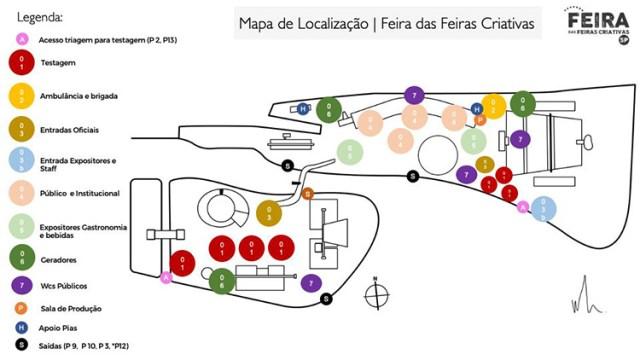 Evento-modelo reúne 16 feiras paulistanas de economia criativa no Memorial da América Latina