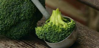 receta con brocoli