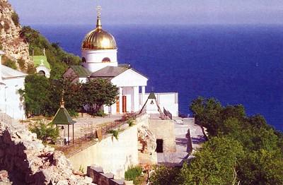 Балаклавский Свято-Георгиевский монастырь.
