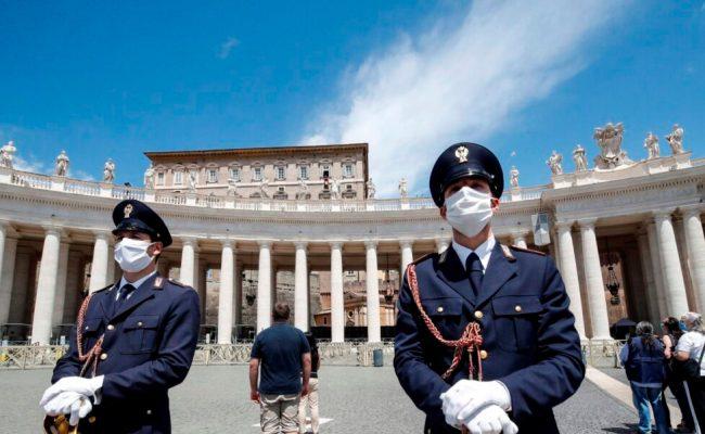 En Libertad Gianluigi Torzi El Preso Vaticano Por La
