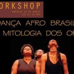 Workshop com Cia Cambona