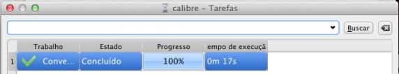 Calibre - conversão de ebooks 07