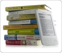 Kindle e livros