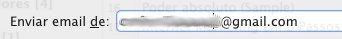 Email Kindle via Calibre - configuração 05