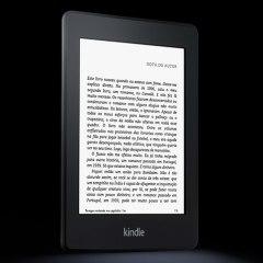 Avaliação do Kindle Paperwhite