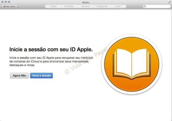 iBooks no OS X Mavericks - 02