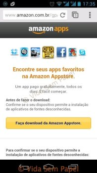 Amazon Appstore Android 03
