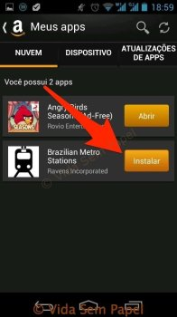 Amazon Appstore Android 14
