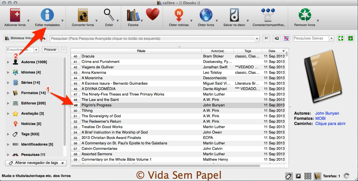 bfb61b3f33b98 Como colocar capas nos ebooks com o Calibre