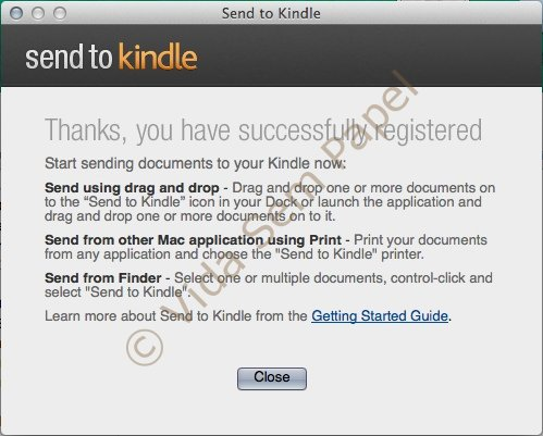 Send-to-kindle 5