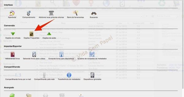 Como converter arquivos PDF no Calibre 17
