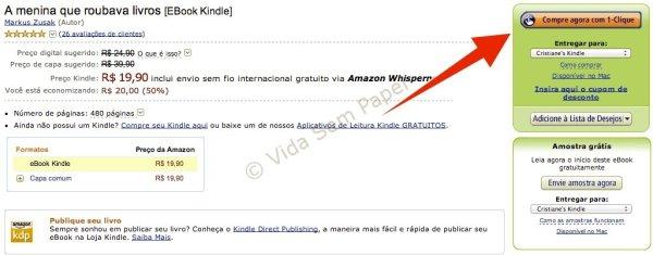 Amazon vende livros impressos 08