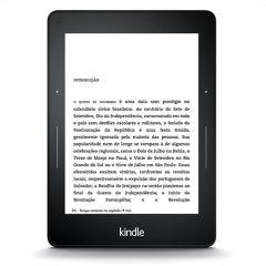 Avaliação do Kindle Voyage