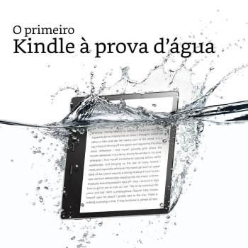 Kindle Oasis à prova d'água