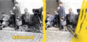 decadas_1936_avril_7_Lismonde_dessinant_eglise_de_Diest_photo_Leon_van_Dievoet