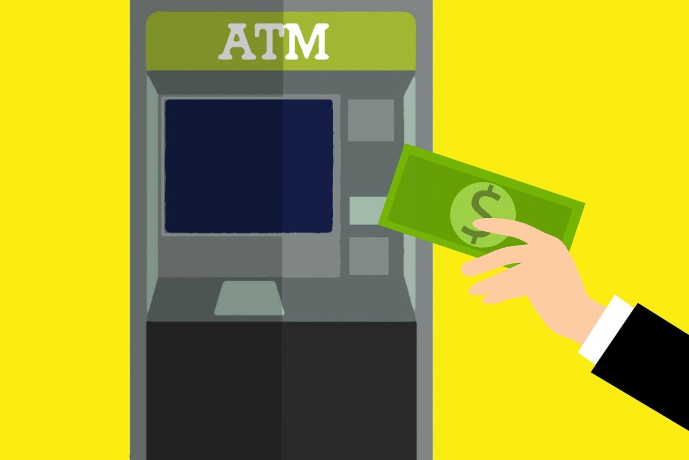 Utilização do multibanco em Malta